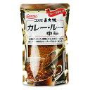 コスモ食品 直火焼 カレールー 中辛 170g