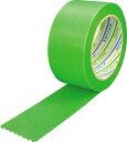 パイオラン 塗装養生用テープ グリーン Y09GR 50MM