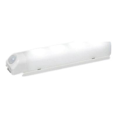 乾電池式 屋内 センサーライト ウォール 昼白色 ホワイト BSL40WN-W(1台)