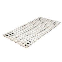 アイリスオーヤマ 2つ折布団干し桐すのこベッド 100×196cm KSB-100A