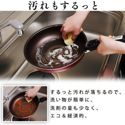 ih対応ダイヤモンドコートパン   h-isse13p アイリスオーヤマ