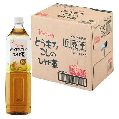 アイリスオーヤマ とうもろこしのひげ茶(1500ml*12本入)