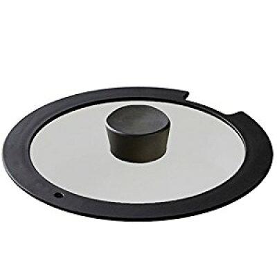 キッチンシェフ ダイヤモンドコートパン ガラス蓋 20cm(1コ入)