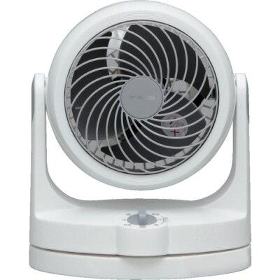 アイリスオーヤマ 小型サーキュレーター ダイヤル式 首振り PCF-HD15 ホワイト(1台)