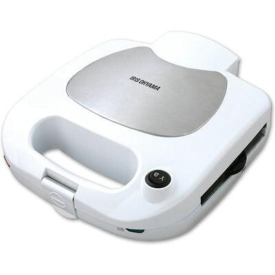 アイリスオーヤマ マルチサンドメーカー IMS-703P-W ホワイト(1コ入)