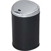 アイリスプラザ ゴミ箱 自動 開閉 センサー付 48L ブラック