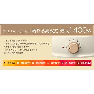 IRIS IHコンロ鍋セット IHLP-R14-AA