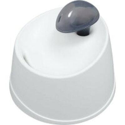 ペット用自動給水機 ホワイト/クリア PWF-200 給水