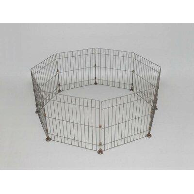 犬 サークル 室内 ワイヤーサークル ブラウン PWC-628