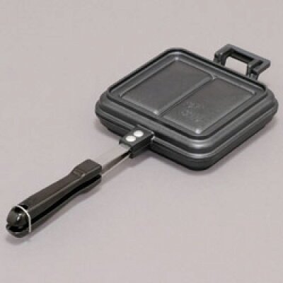 アイリスオーヤマ IRIS アイリスオーヤマ株式会社 具だくさんホットサンドメーカー GHS-D 521439