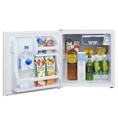 IRIS  ノンフロン冷凍冷蔵庫 AF42L-W