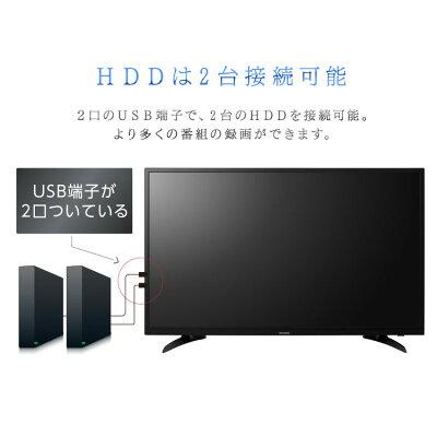 IRIS 液晶テレビ ハイビジョン LUCA LT-32A320