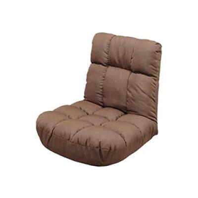 PCC-700 ブラウン アイリスオーヤマ 広座面ポケットコイル座椅子 IRIS