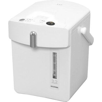 IRIS 電気ポット IMHD-022-W