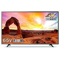 4K液晶テレビ 65インチ アイリスオーヤマ