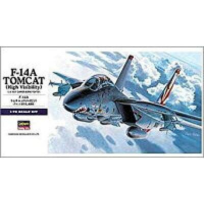 1/72 F-14A トムキャット(ハイビジ)
