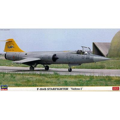 """プラモデル 1/48 F-104S スターファイター""""ベルトロ1"""" ハセガワ"""
