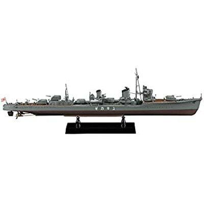 1/350 日本海軍 甲型 駆逐艦 雪風 昭和十五年竣工時 ハセガワ H 40063 ニホン コウガタ クチクカン ユキカゼ