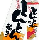 秋田県醗酵 とんとん拍子 紙パック 1.8L