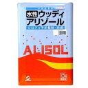 アサヒペン 水性ウッディアリゾール オレンジ 15L