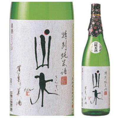 山水 特別純米 1.8L