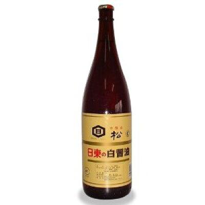 日東醸造 白醤油 松 1.8L