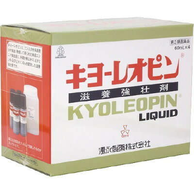 キヨーレオピン(60mL*4本入)