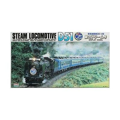 1/50 蒸気機関車 D51-498 銀河ドリーム マイクロエース