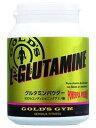 (GOLD`S GYM  (ゴールドジム)) グルタミンパウダー 500g