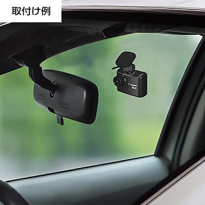 ドライブレコーダー ユピテル WEBモデル DRY-ST500P 直販  Gセンサー搭載 駐車記録オプション