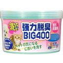 サイエンスギカ 固形脱臭剤 強力消臭BIG400 400g