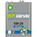 ビーピー BP バービス グリフィン 5W20SN GF5 4L ガソリン車用オイル