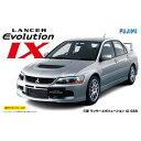 1/24 インチアップシリーズNo.107 三菱ランサーエボリューションIX GSR 窓枠マスキングシール付 プラモデル フジミ模型