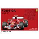 フジミ模型 GP28 GP28 フェラーリF2003GA 日本GP
