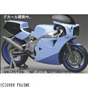 フジミ模型 1/12 ヤマハ FZR750 85年式 Shiseido TECH21 レーシングチーム BIKE5