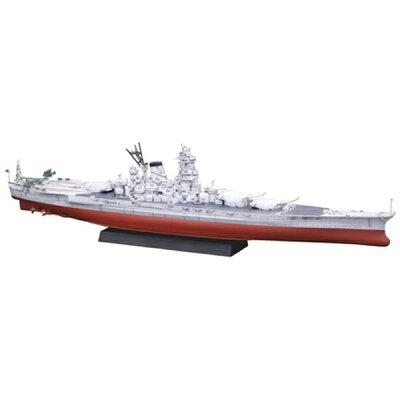 1/700 艦NEXTシリーズ No.2 EX-1 日本海軍戦艦 武蔵 特別仕様 捷一号作戦/明灰色仕様 プラモデル フジミ模型