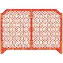 DIC ディックSPフェンス 1500×1200 オレンジ DSPF1500:O