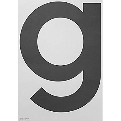 PLAYTYPE G-GREY ポスター01-0005