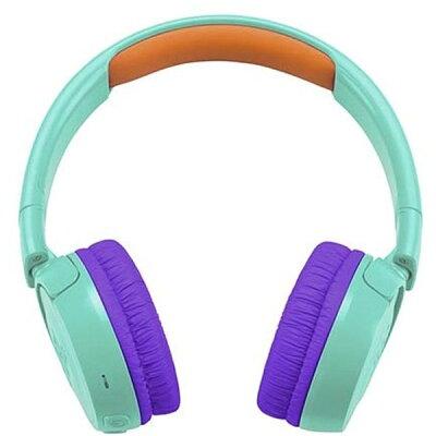 JBL JR300BT TEAL/PURPLE 子供用 ヘッドホン ワイヤレス Bluetooth