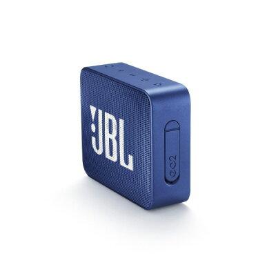 ハーマンインターナショナル JBL Bluetoothスピーカー GO 2 ブルー