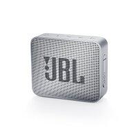 ハーマンインターナショナル JBL Bluetoothスピーカー GO 2 グレ-