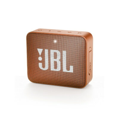 ハーマンインターナショナル JBL Bluetoothスピーカー GO 2 オレンジ