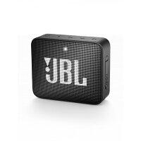ハーマンインターナショナル JBL Bluetoothスピーカー GO 2 ブラック