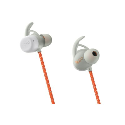 AKG bluetoothイヤホン カナル型  N200A WIRELESS ORANGE