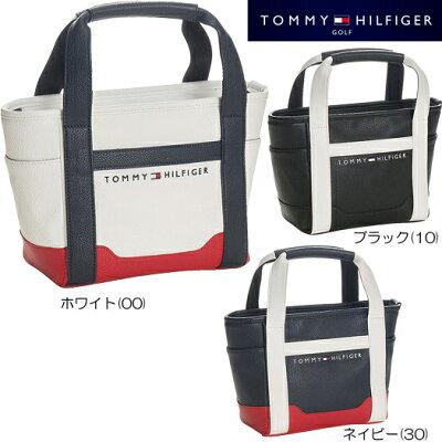 TOMMY HILFIGER GOLF トミーヒルフィガー ゴルフ THE FACE ROUND TOTE (THMG 7SB2) ラウンドトートバッグ