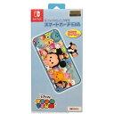 Nintendo Switch専用 スマートポーチEVA ツムツム マックスゲームズ/PGA HACP-07TU