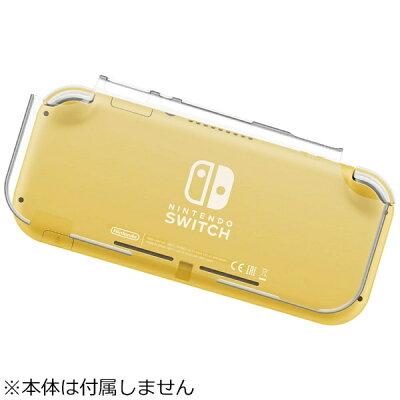 Nintendo Switch Lite専用 ハードカバー クリア マックスゲームズ