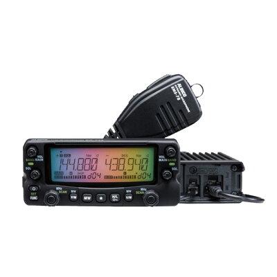 アルインコ アマチュア無線機 ツインバンド144/430MHz FM モービルトランシーバー〈50W〉/DR-735H