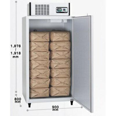 アルインコ 玄米専用保冷庫14袋用 LHR14