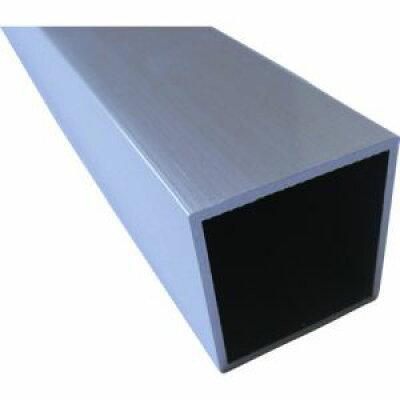 アルインコ アルミ角パイプ 40X40X2.0 シルバー艶消し 1m FB210S1